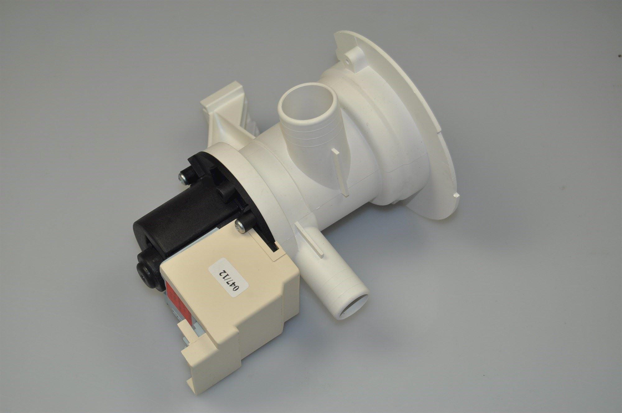 pumpe whirlpool vaskemaskin. Black Bedroom Furniture Sets. Home Design Ideas